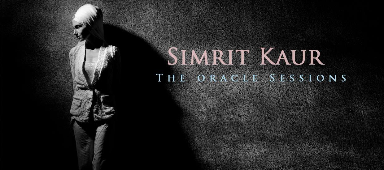 Simrit Kaur | The Oracle Sessions